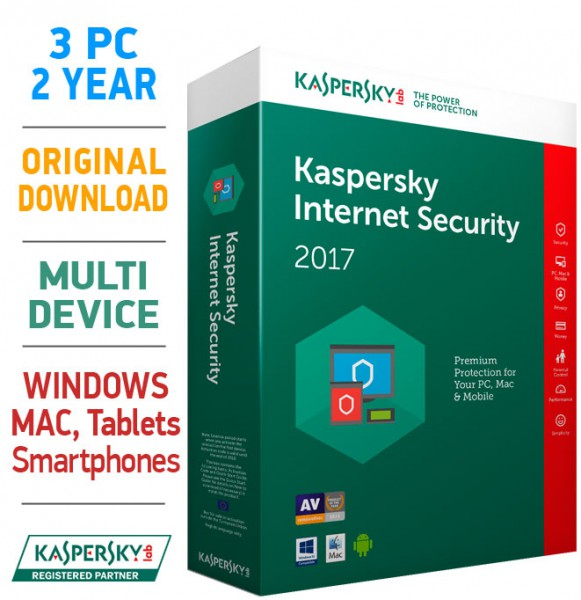 kaspersky internet security multi device 2017 3 pc ger te. Black Bedroom Furniture Sets. Home Design Ideas
